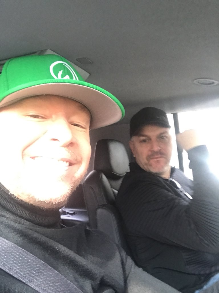 Donnie Wahlberg's photo on Celtics