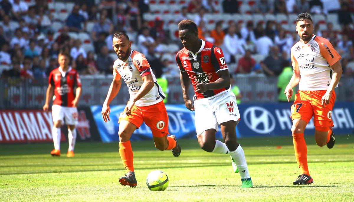Video: Nice vs Montpellier