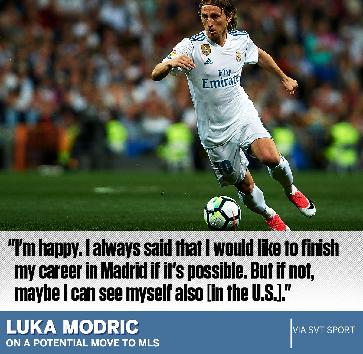 Espn Fc On Twitter Could Luka Modric Be The Next Big Name To Move