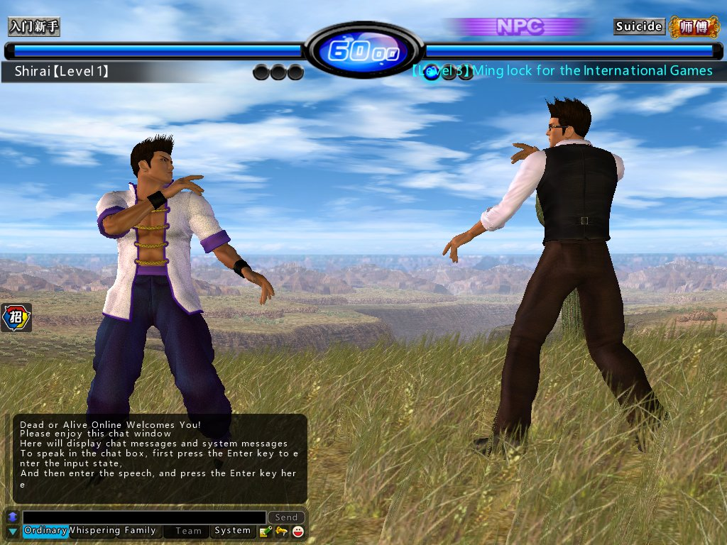 dead or alive play online