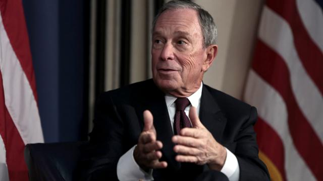 JUST IN: Michael Bloomberg pledges $4.5 million to fund US commitment to Paris climate agreement Trump pulled out of https://t.co/3mXiIvetXZ