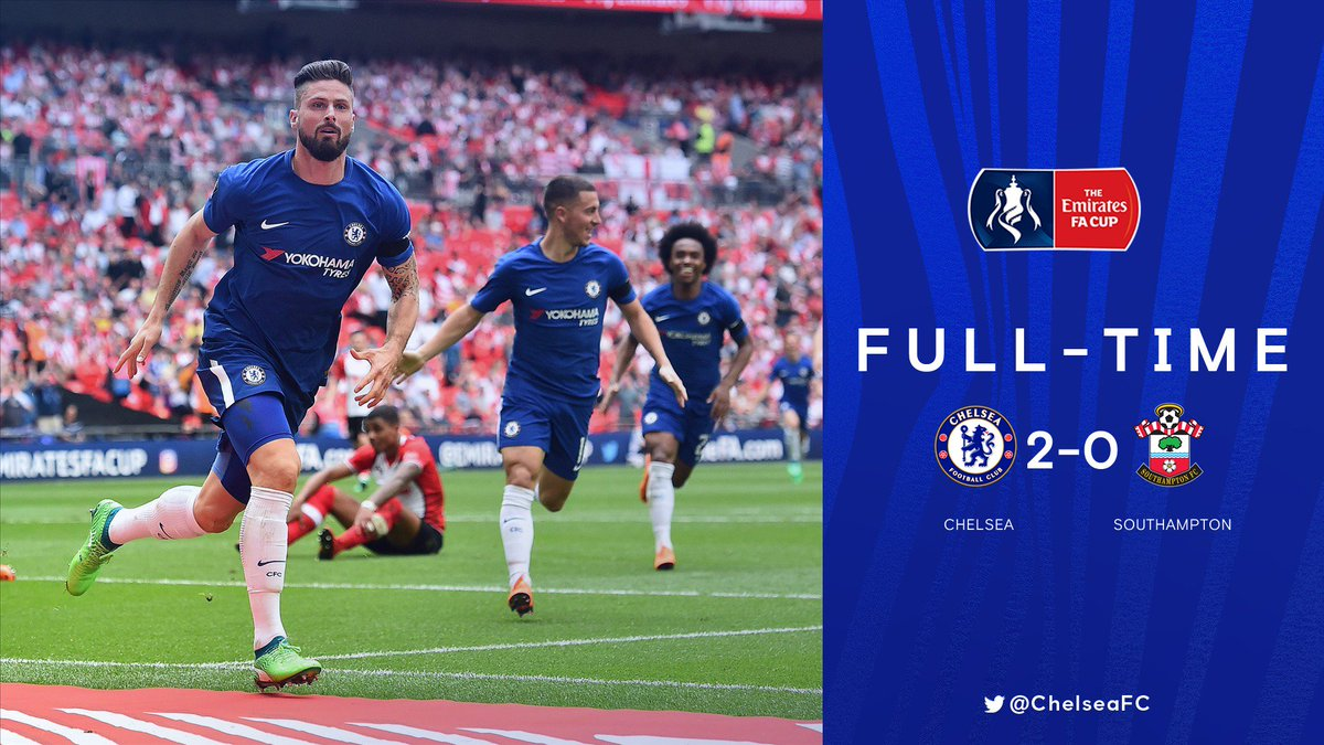 It's all over...  Mission accomplished! 👌 #CHESOU