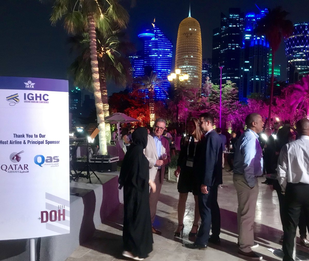 Doha připojte
