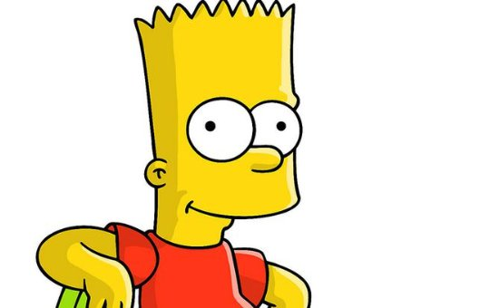 Bart Simpson invented the 'Eat My Shorts...