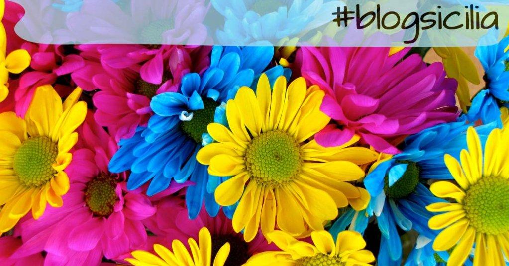 """""""La vita è un'enorme tela: rovescia su di essa tutti i colori che puoi"""".  Buona serata da #blogsicilia"""