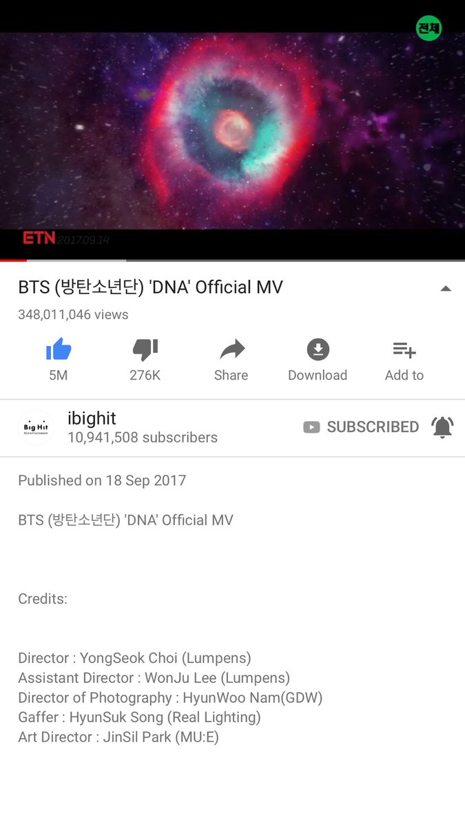 dna_mostviewedkgroupmv hashtag on Twitter