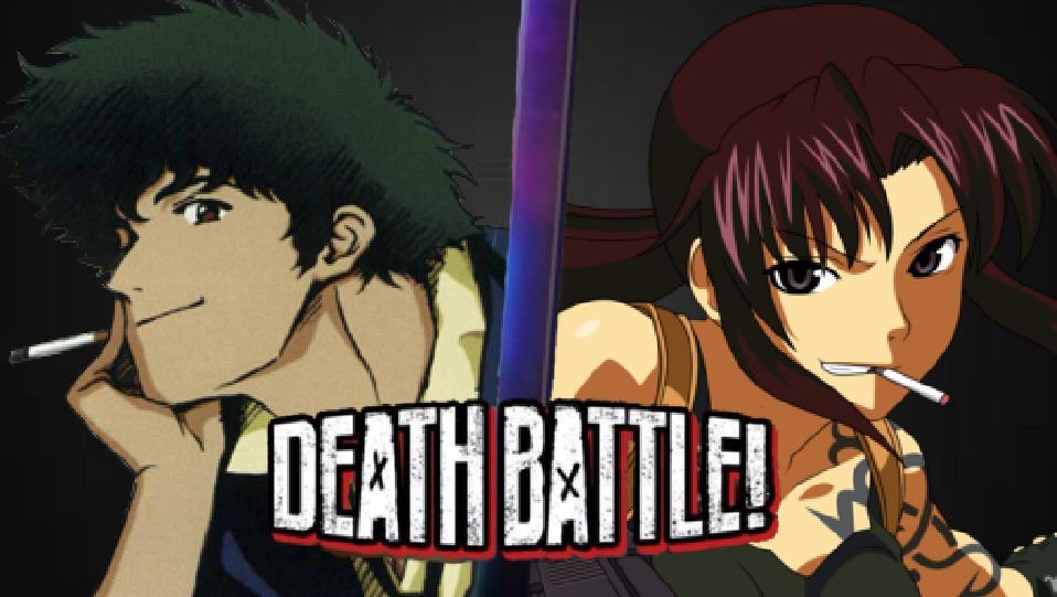 Image result for cowboy bebop vs black lagoon