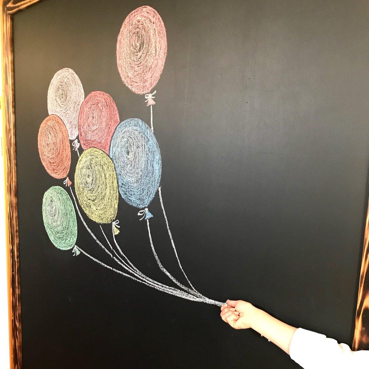 おはようございます☀今日も良い天気ですね(*^o^*) 旅館内の大きな黒板、新しい絵が完成しました! #まるみつ旅館黒板 でどんどん投稿して下さいね(о´∀`о)  #黒板 #インスタ映え #投稿してね