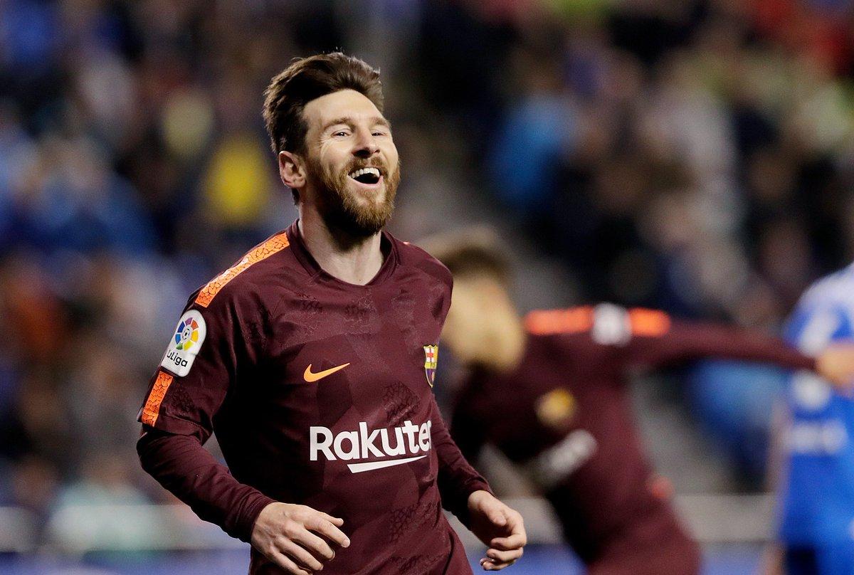 Liga de España | Barcelona se coronó campeón con un triplete de Messi