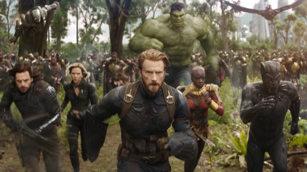 #AvengersInfinityWar has the biggest opening weekend of all time! 😱  https://t.co/e9IjL5OUCI