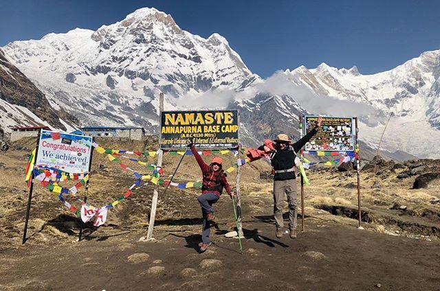 Amazing Annapurna! Bucket list checked after 10 grueling days. My toughest challenge to date.  #annapurna #nepal #himalayas #outdoors #travel #mountains #trekking #adventure #instapic #instatravel #travelgram #instalike #like4follow #follower #foll…  https:// ift.tt/2vV55mD  &nbsp;  <br>http://pic.twitter.com/yrbpXHyocz