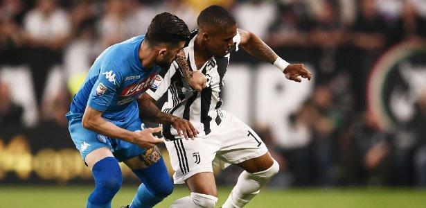 Dá pra sonhar! Napoli vence Juventus no finzinho e segue vivo no Italiano https://t.co/1nisqXDuwh