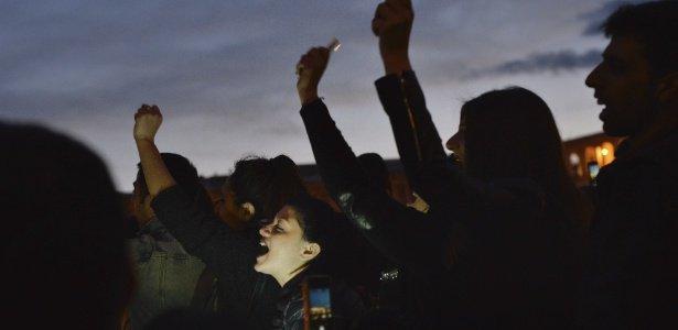 Protesto da oposição | Polícia na Armênia detém 3 líderes e quase 200 pessoas https://t.co/oOSPvprX7p