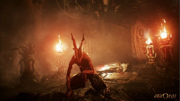Agony, a horror game set in hell, is releasing next month. https://t.co/tplAPOHnn4 https://t.co/qx7b7rwr4Z