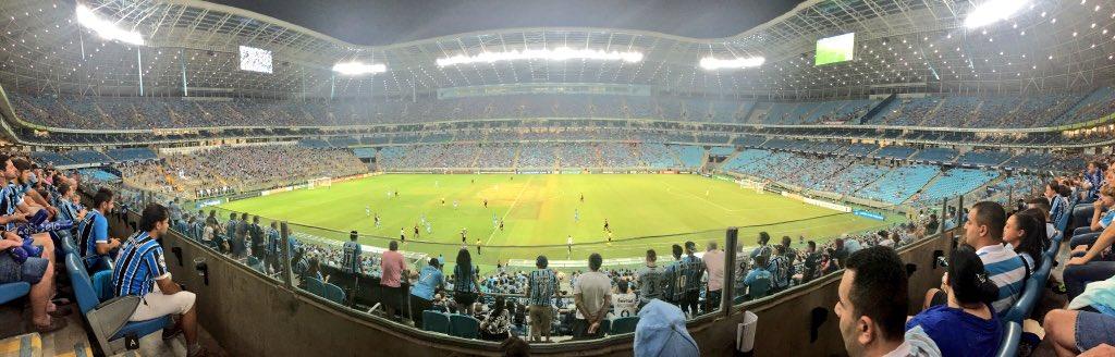 Home, sweet home! #Grêmio <br>http://pic.twitter.com/vf5Stu3kvO