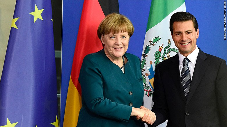 Mexico and the European Union reach a trade deal that virtually eliminates tariffs. The deal marks a move by Mexico to pivot away from its reliance on trade with the US. https://t.co/aBVyI768I9