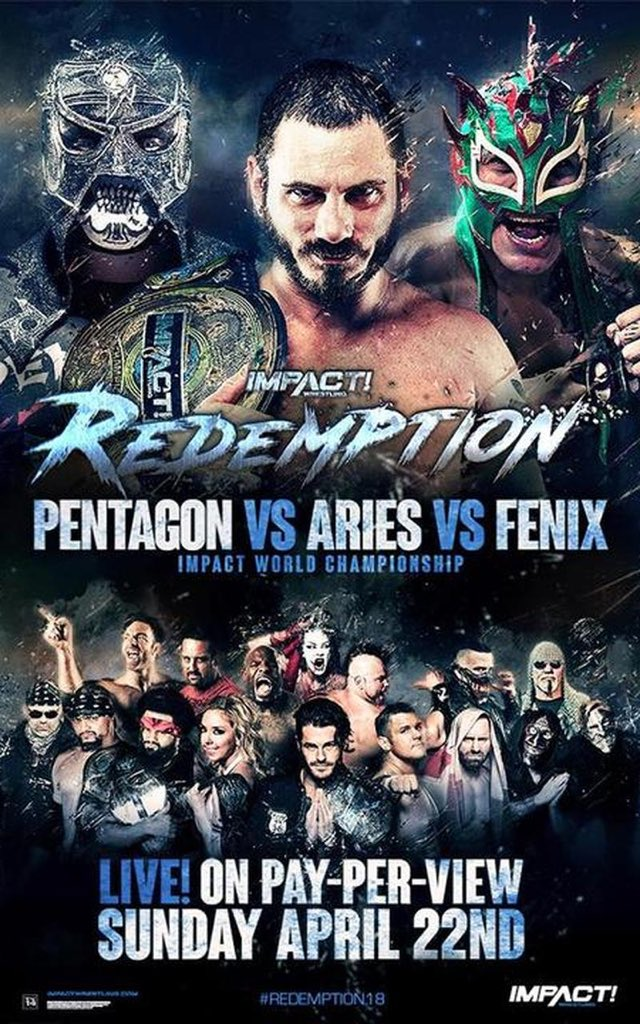 Just Ordered @IMPACTWRESTLING #Redemption18 On @FiteTV Tonight&#39;s Going To Be Awesome! Can&#39;t Wait To See What Happens Very Stacked Card Tonight #Redemption #ImpactWrestling #IMPACT <br>http://pic.twitter.com/oiUWQJOaOD