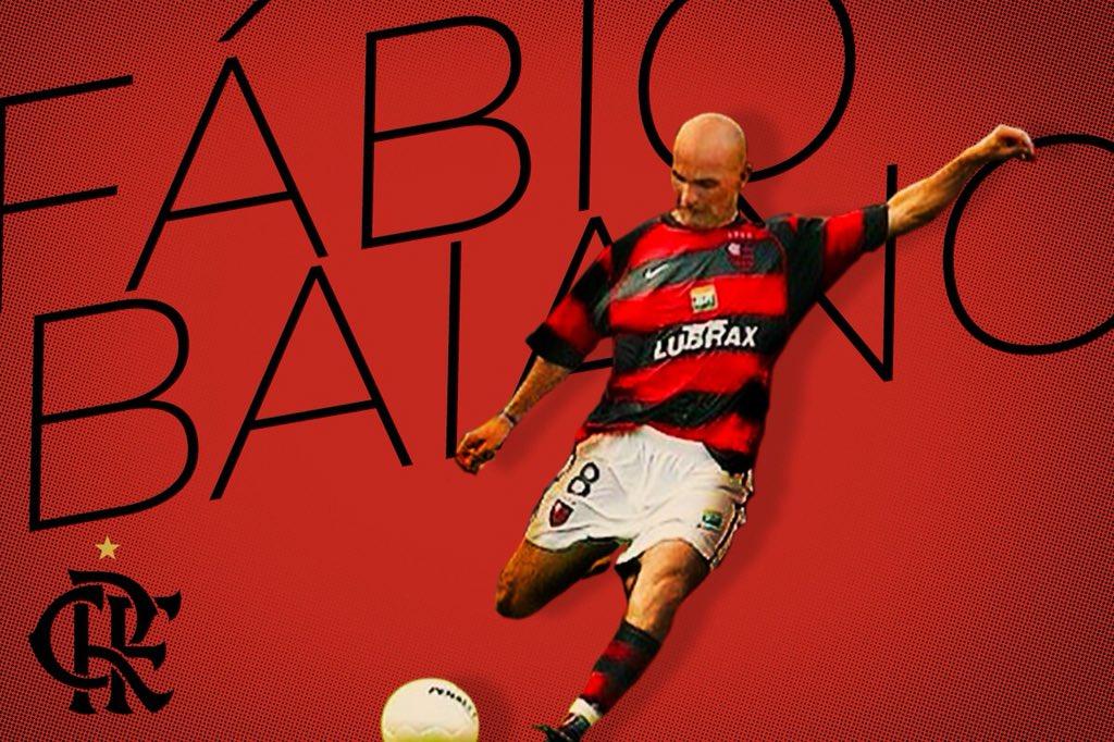 Hoje é dia de celebrar mais um ano de vida de Fábio Baiano, que teve atuações e títulos marcantes com o Manto em suas passagens pelo Flamengo. Parabéns! #CRF