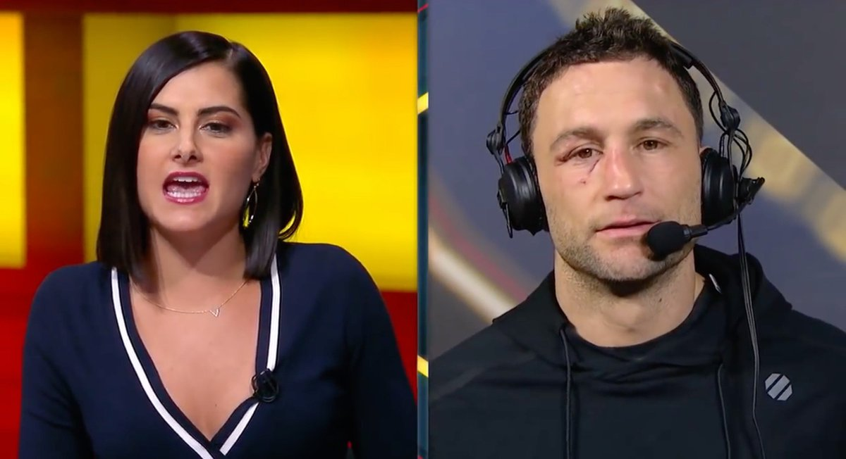 The Answer isnt going anywhere & he wants that belt! Im glad Im back on track...Id love to run it back with Ortega....If Max stays the Champion Id love a shot at Max youtube.com/watch?v=gPJT-j… #UFC #MMA #WMMA #TeamMMA4LIFE #PeoplesMMA #FrankieEdgar