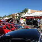 Image for the Tweet beginning: Beautiful day for the Concorso
