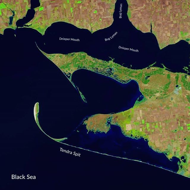 Gontsa on twitter earthday tendra spit ukraine sentinel2 qgis the island serves as a separation of gulf of tendra from black sea located at the southern and httpsift2hkkm7e picitterdvlnu1vccq gumiabroncs Image collections