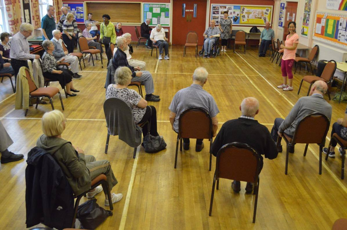 #BrumHour We are already in various collaborations to promote #physicalActivities and #independence for our elderly generation.Wud love to have more partners to big up the #impact in community. #Birmingham #Solihull<br>http://pic.twitter.com/UTBgYJ0Xcc