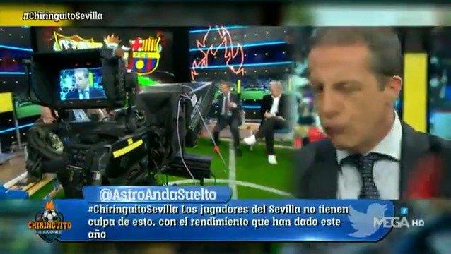 El Chiringuito TV's photo on Borja