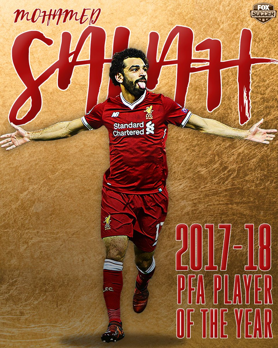 The Egyptian King becomes the Premier League King.   Congratulations, Mo Salah! 👑