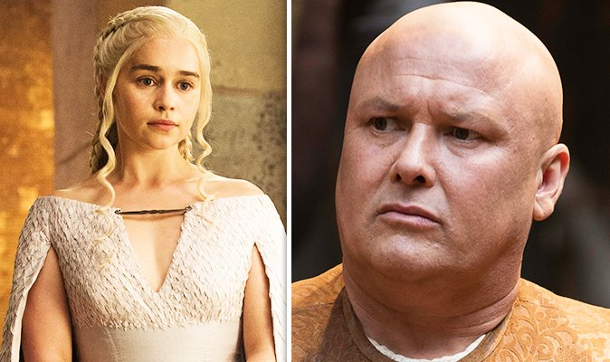 #GOTS8 #GOT Daenerys Targaryen KILLED as Varys reveals secret plot? https://t.co/IaUWi7EphL