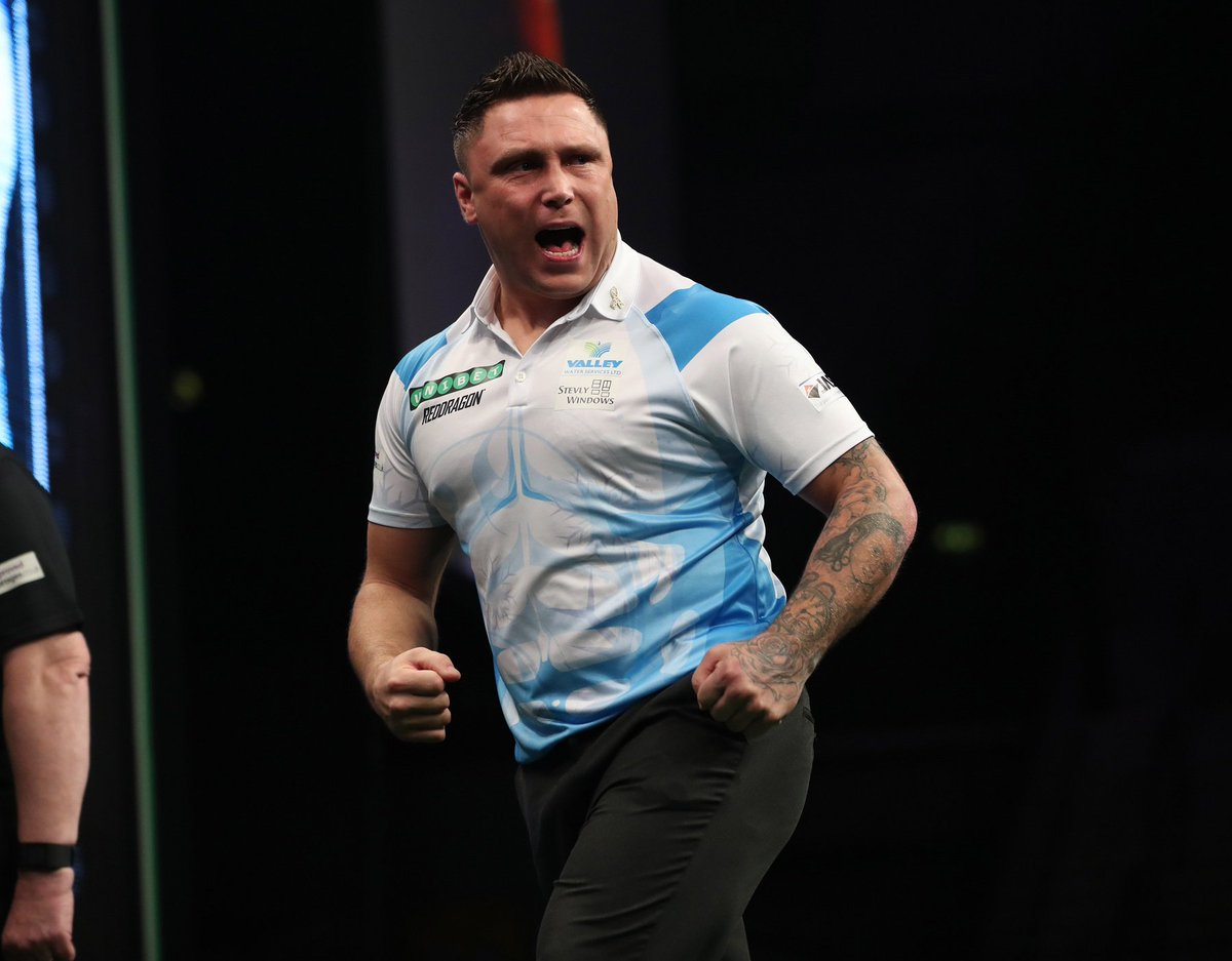 FINAL | Well have a first-time winner on the European Tour tonight, with Welsh rivals Gerwyn Price and Jonny Clayton set to meet in the Austrian Darts Open final.  There will be a 20 minute break - then were back with the final!  ▶️More info: pdc.tv/news/2018/04/2…  #ET4