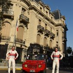 Image for the Tweet beginning: A funny day with @citroenarg