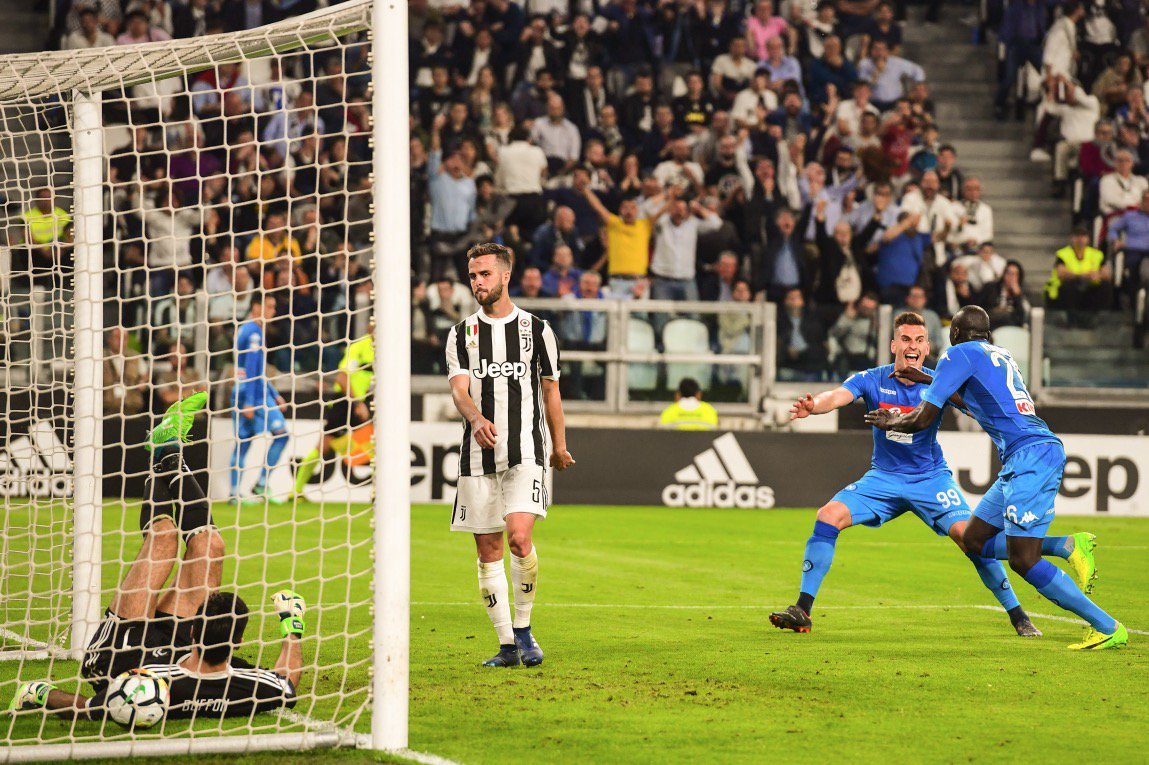 📸 l Momento que pode ter reescrito a história do Campeonato Italiano 2017/18