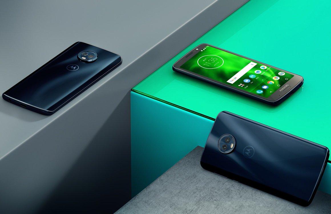 test Twitter Media - Motorola onthult nieuwe Moto G6 smartphones https://t.co/9lpyZoi4k4 https://t.co/3f66yCk8uC