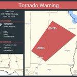 Image for the Tweet beginning: Tornado Warning including Abbeville AL,