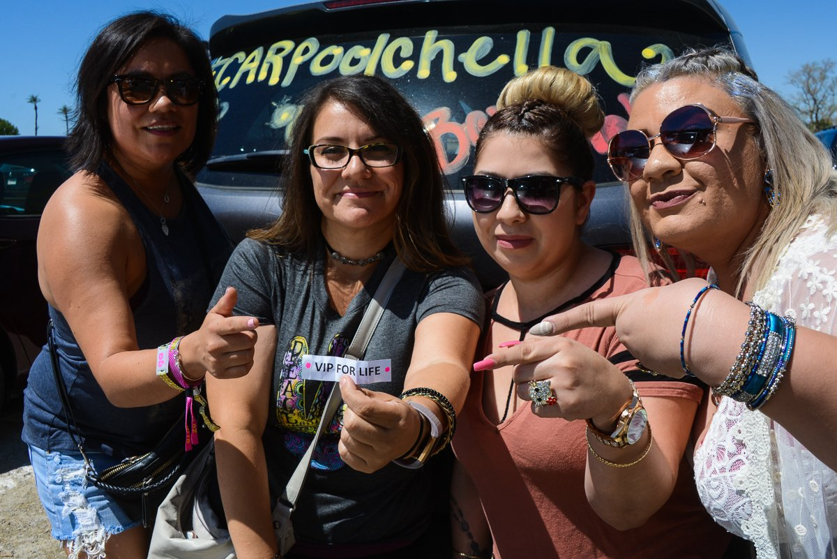 Congrats to the weekend 2 Carpoolchella VIP for life winners �� https://t.co/Fqyn1Veqk2