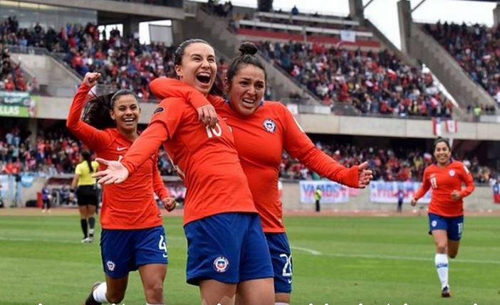 ¡Terminó el partido! ¡Chile está práctic...