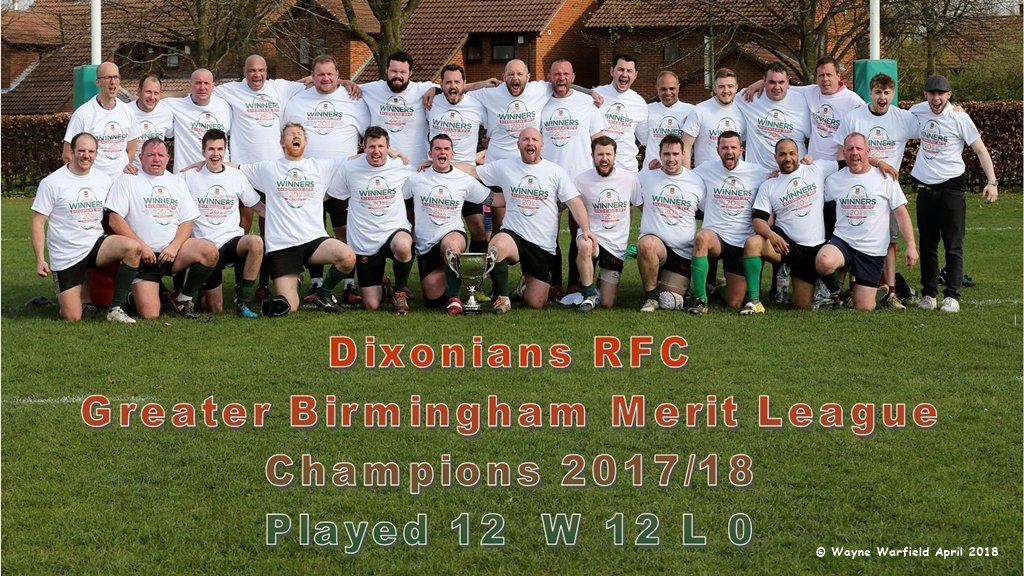 Dixonians Rugby Club (@dixoniansrugby) | Twitter