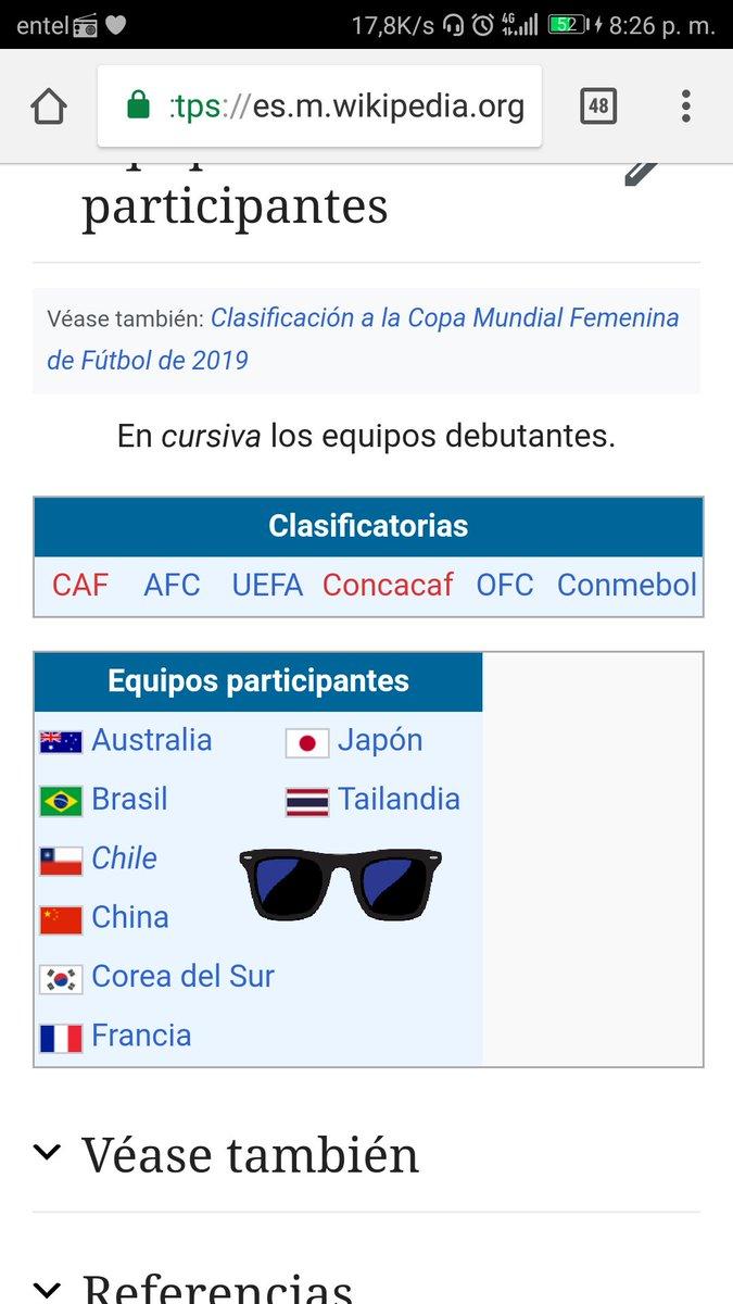 #CopaAmericaFemeninaCHV puta que lindo !...