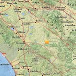 Image for the Tweet beginning: #EARTHQUAKE: 3.1 quake shakes community