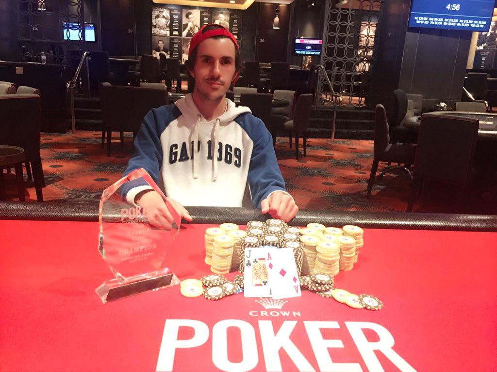 Crown Poker Twitter