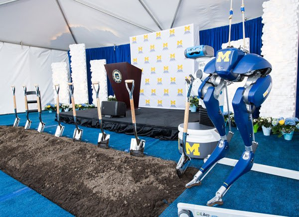 Michigan Engineering On Twitter Starting In Early 2020 Robots