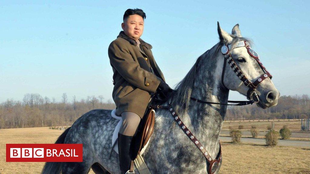 5 coisas da vida privada do líder da Coreia do Norte que você talvez não saiba https://t.co/sm4hGvvEoO