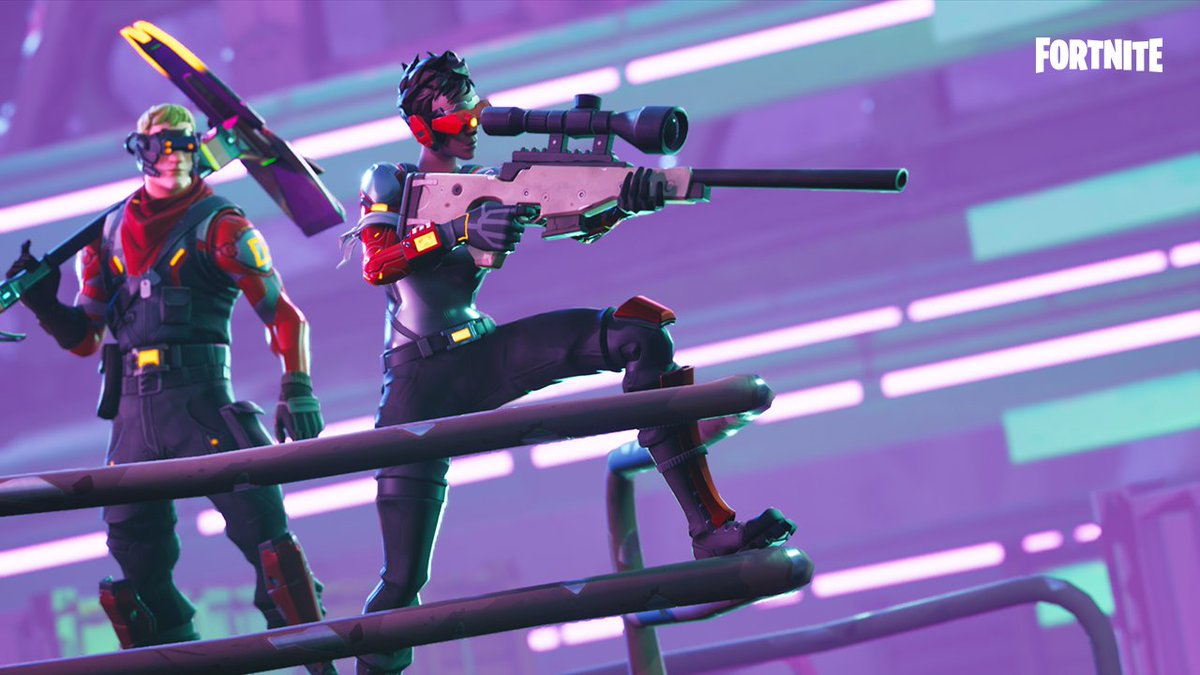 Students are using VPNs to play 'Fortnite' on school Wi-Fi https://t.co/yUDcAMg1bf