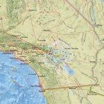 Image for the Tweet beginning: #EARTHQUAKE: 3.9 magnitude quake shakes