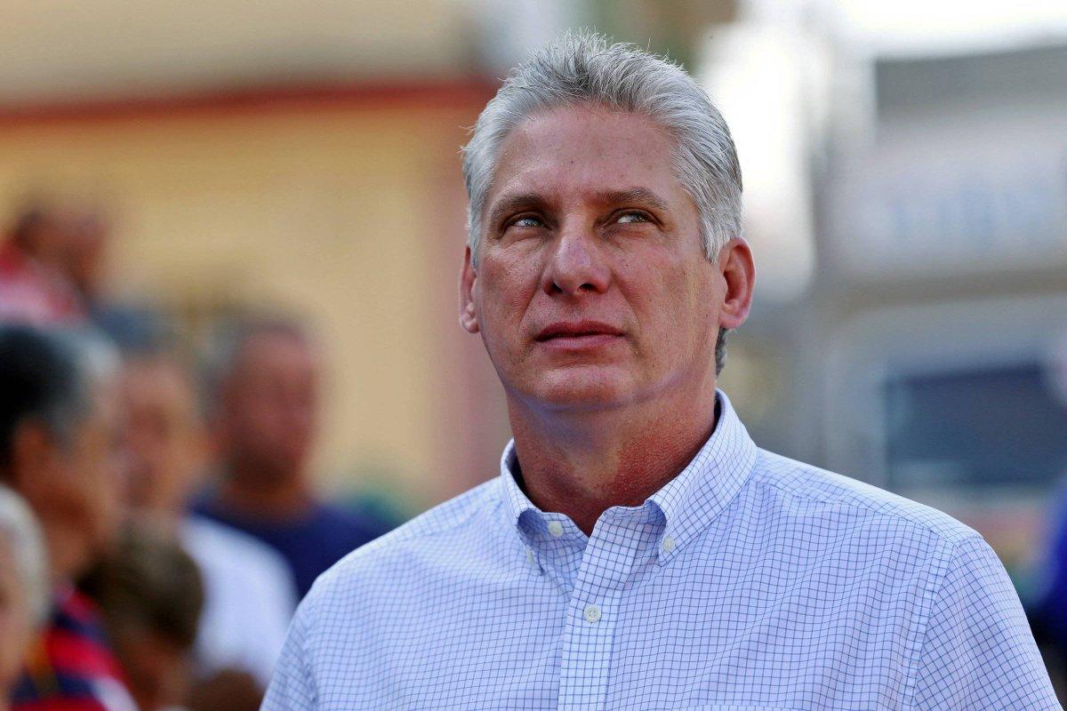 Grupo de oposição | Sob novo dirigente, Cuba prende líder das Damas de Branco https://t.co/EUDx3KSxbo
