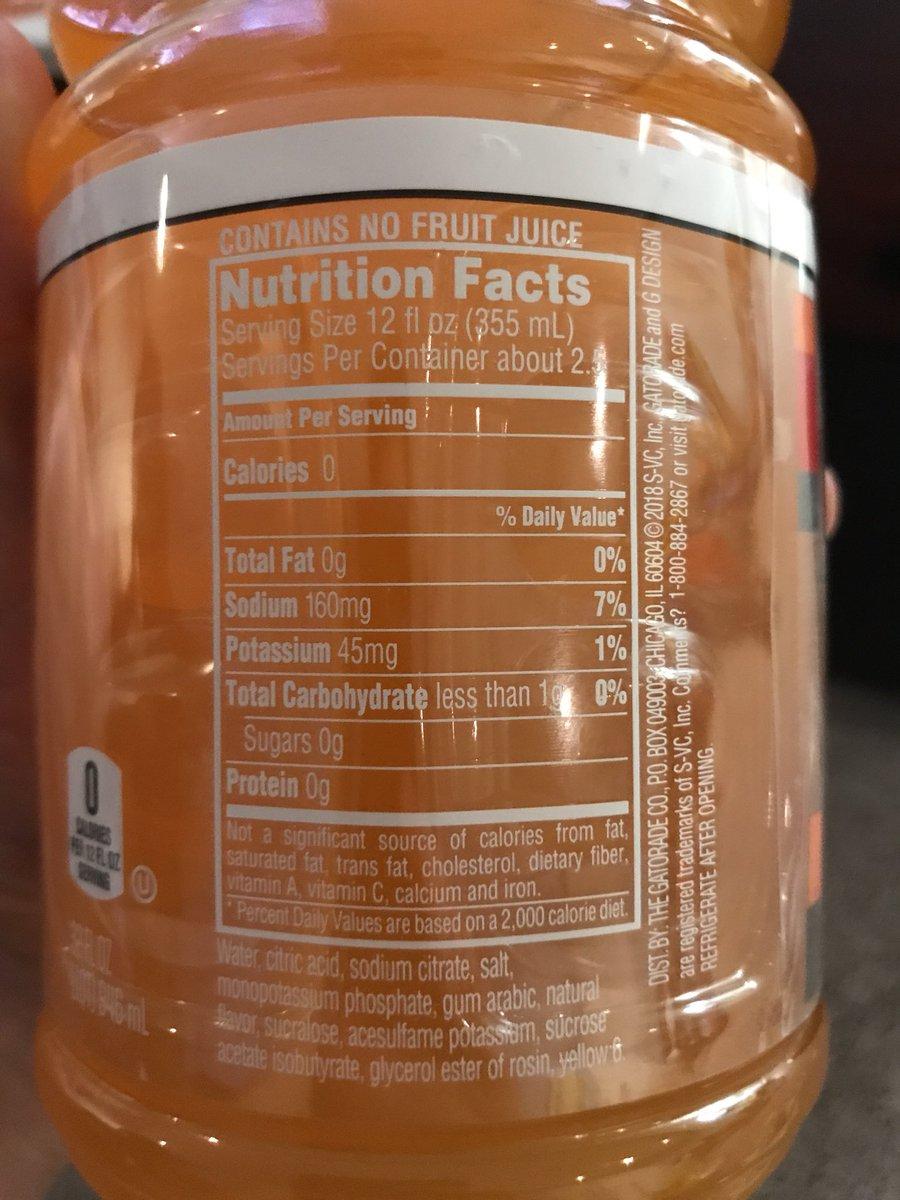 It took gatorade 42 years to go lower calorie (g2), but only 11 years to go to zero calorie. gatorade introducing zero calories, zero sugar drink in june. ...