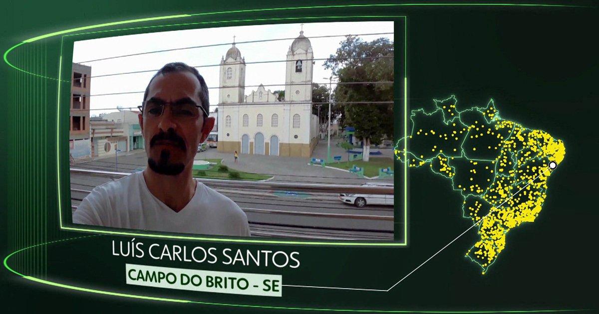 O Brasil que eu quero: assista aos vídeos enviados de sete cidades do país: https://t.co/bpHaQnWZ75 #Fantástico