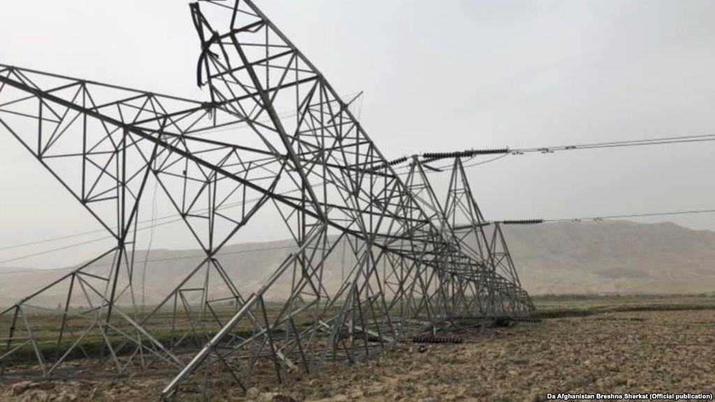 The Taliban is pressuring Kabul with guerrilla tactics used by anti-Soviet mujahedin fighters in the 1980s -- attacking transmission towers in remote regions that carry imported electricity to Kabul. https://t.co/fZn4AhbbSt
