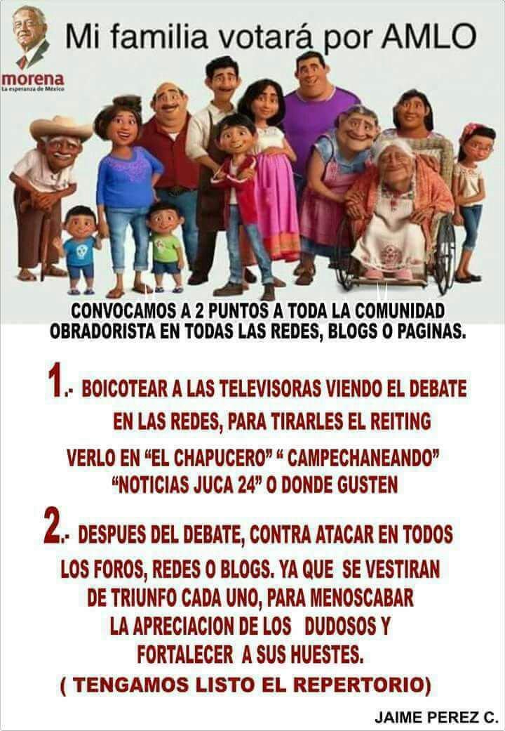 #MéxicoConAMLO #DebateINE https://t.co/g...