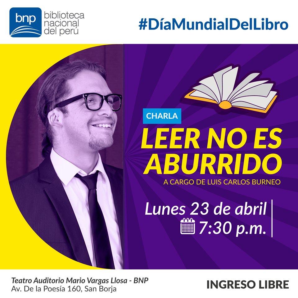 Biblioteca Nacional 🇵🇪's photo on Borja